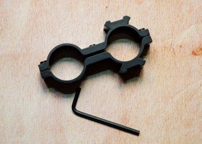 Кронштейн Кольцо-Кольцо Для Оптического Прицела