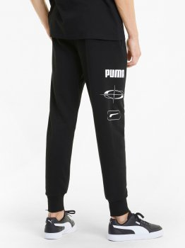 Спортивні штани Puma Rebel Pants 58575101 Puma Black