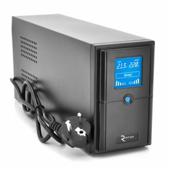 Джерело безперебійного живлення Ritar E-RTM1200 (720W)