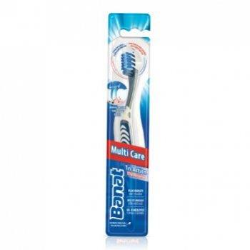 """Зубная щетка Tri-Action """"Мультиуход"""", мягкая 1 шт."""