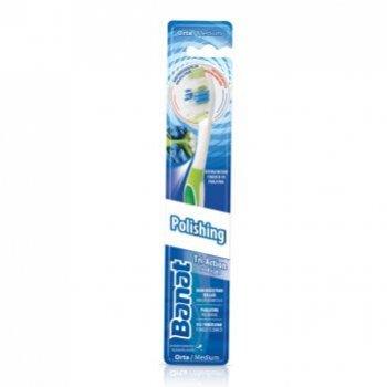 """Зубная щетка Tri-Action """"Глубокое очищение"""", 1 шт."""