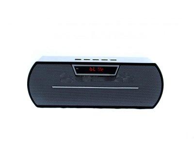 Портативна bluetooth колонка MP3 плеєр SKL WS-Y69 Black