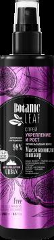 Спрей проти випадіння волосся Botanic Leaf Зміцнення і ріст 250 мл (4820229610363)