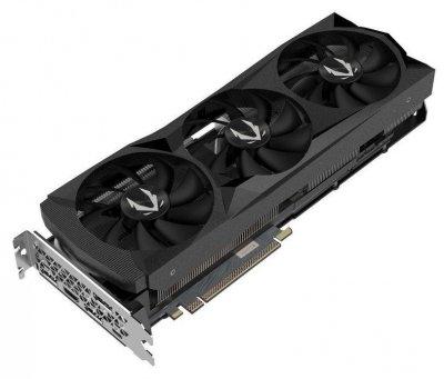 Zotac PCI-Ex GeForce RTX 2070 AMP Extreme 8GB GDDR6 (256bit) (1860/14000) (USB Type-C, HDMI, 3 x DisplayPort) (ZT-T20700B-10P)