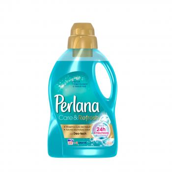 Гель для прання Perlana Care & Refresh дезодоруючий, 1500мл