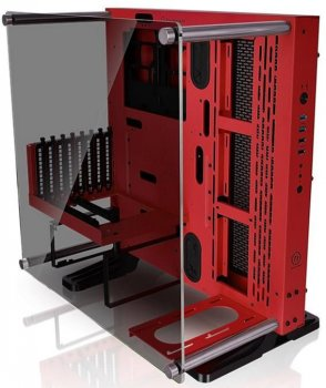 Корпус Thermaltake Core P3 Tempered Glass Red Edition (CA-1G4-00M3WN-03)