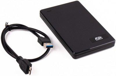 "Внешний карман Agestar для HDD/SDD 2.5"" SATA USB 3.0 (3UB2P5)"