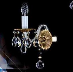Кришталеве Бра Artglass CHLOE I. POLISHED CE A2516515