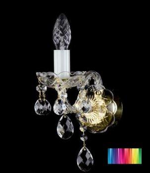 Кришталеве Бра Artglass MIRKA I. CE color A2516635