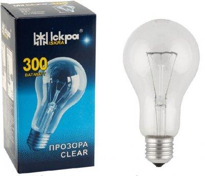 Лампа розжарювання Іскра 300 Вт Е27 індивідуальна упаковка