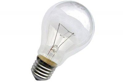 Лампа розжарювання 150А65/CL/230V E27 1/20 прозора GE Угорщина
