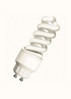 Енергозберігаюча лампочка 7W (GU10) 400lm Osram 9х3см Білий osv0000425