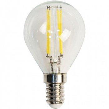 "Лампа світлодіодна G45 4W E14 4LED 420LM 4500K кулька ""LEMANSO"" LM390"