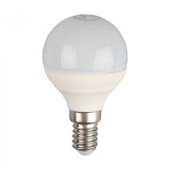 """Лампа світлодіодна G45 4W E14 380LM 4000K 220-240V кулька ( гарантія 1 рік ) """"LEMANSO"""" LM3020"""