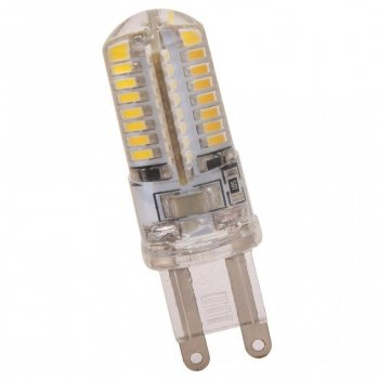 "Лампа світлодіодна G9 5W 380LM 2700К 230V ""LEMANSO"" LM336"