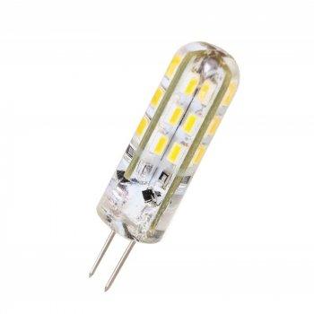 "Лампа світлодіодна G4 1.5 W 120LM 4500K 230V силікон ""LEMANSO"" LM349"