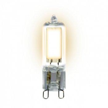 """Лампа світлодіодна G9 СОВ 2W 230LM 4500K 220-240V """"LEMANSO"""" LM762"""