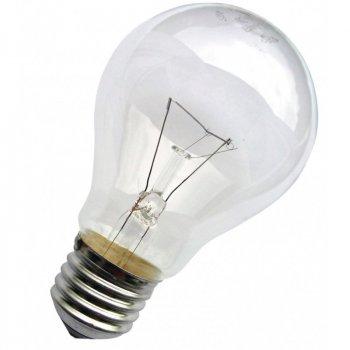 Лампа розжарювання ЛОН 100W E27 в гофре