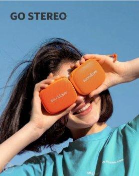 Акустична система Anker SoundCore Icon Mini Orange (A3121GO1)