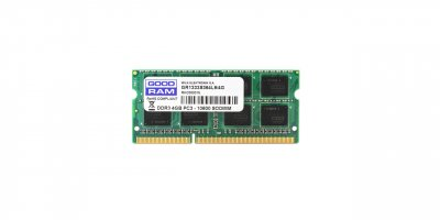 Оперативна пам'ять GOODRAM 2 GB SO-DIMM DDR3 1333 MHz (14434617)