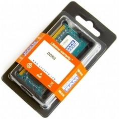 Оперативна пам'ять GOODRAM 2 GB SO-DIMM DDR3 1333 MHz (13432517)
