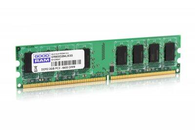 Оперативна пам'ять GOODRAM 2 GB DDR2 667 MHz (20766468)