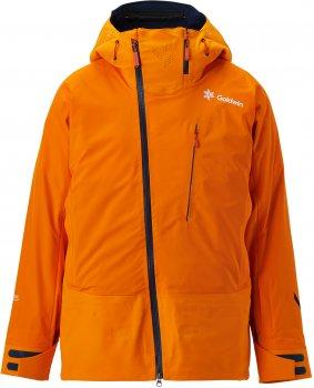 Куртка лыжная Goldwin Aither Jacket Orange