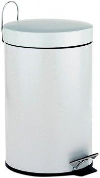 Відро для сміття KELA Monaco 3 л (18160) біле