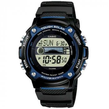 Годинник наручний Casio Collection W-S210H-1AVEG