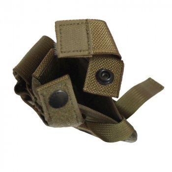 Кобура Flyye Right Handed Pistol Holster Coyote brown (FY-HR-B011-CB)