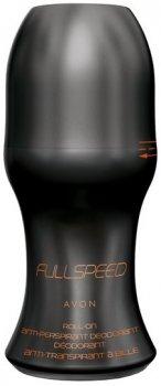 Дезодорант-антиперспирант Avon Full Speed с шариковым аппликатором 50 мл (40051) (ROZ6400103208)