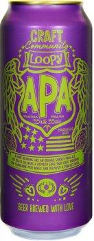 Упаковка пива Craft Community APA світле фільтроване 5.5% 0.5 л х 24 шт. (4016762839082)