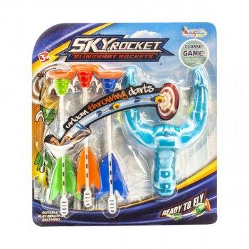Рогатка со стрелами Sky Rocket KingSport (PU1811) (108813)