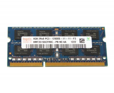 Память Hynix SO-DIMM 4Gb DDR3 (HMT351S6BFR8C-PBN0)