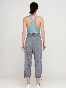 Спортивные штаны H&M 0484180_резинка Серые