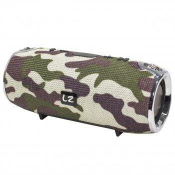 Портативная Bluetooth колонка LZ Xtreme+ Camouflage (2948-8372а)