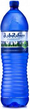 Упаковка минеральной негазированной воды Бахмаро 1.5 л х 6 бутылок (4865602000041)