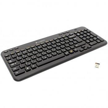 Клавіатура Logitech K360 WL (920-003095)