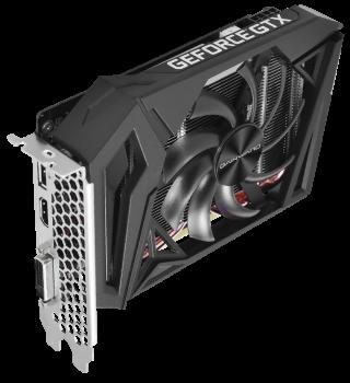 Gainward PCI-Ex GeForce GTX 1660 Ti Pegasus OC 6GB GDDR6 (192bit) (1815/12000) (HDMI, DisplayPort, DVI-D) (426018336-4368)