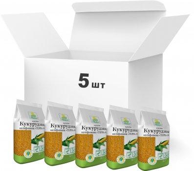 Упаковка крупы кукурузной Терра шлифованной №3 700 г х 5 шт (4820015737106)