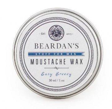 Віск для вусів Beardans, Easy Breezy, 30 мл - R152348