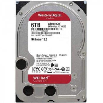 """Жесткий диск 3.5"""" 6TB Western Digital (WD60EFAX)"""