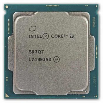 Процессор INTEL Core™ i3 9100F (CM8068403377321)
