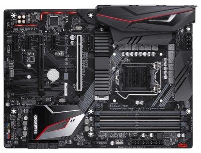 Материнська плата Gigabyte Z390 Gaming X Socket 1151