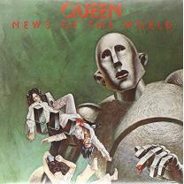 Виниловая пластинка Queen - News Of The World - 1977/2015 (0602547202727, 180 Gm.) Gat, Universal/EU Mint (art.235231)