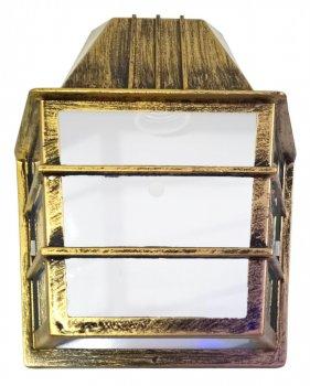 Настінний ліхтар (23х10х18 див.) Золото постарене YR-3705-p