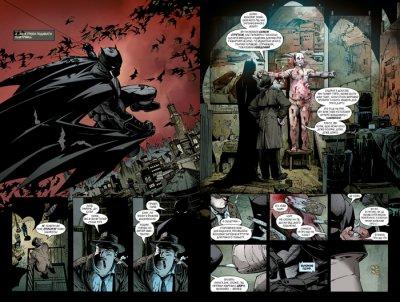 Бетмен. Книга 1. Суд сов ISBN 978-966-917-203-7