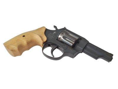Револьвер под патрон флобера SNIPE-3 (бук)