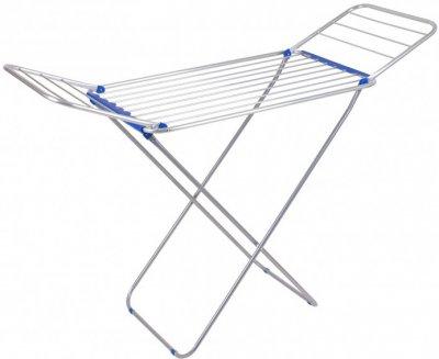 Сушарка для білизни Laundry Elegancie анодований алюміній 16 м (TRL-1622AL-DARK BLUE)