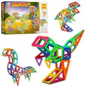 Магнитный конструктор на 97 деталей игровой развивающий детский Happy Toys (2003)